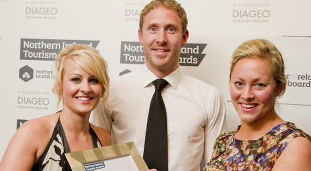 Northern Ireland Tourism Awards 2012 - The Jungle, commended in Best Visitor Attraction section