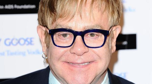 Sir Elton John has cancelled shows in the US due to ill health
