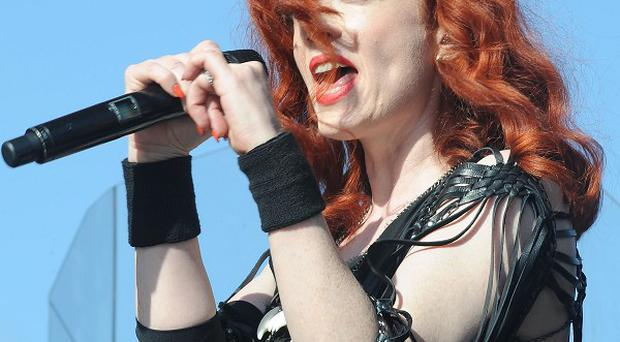 Shirley Manson is back with a new Garbage album