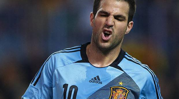 Manchester United are interested in Cesc Fabregas