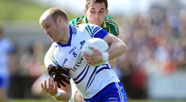 Dick Clerkin says playing at Clones could be a key factor in their Ulster Championship clash with Antrim