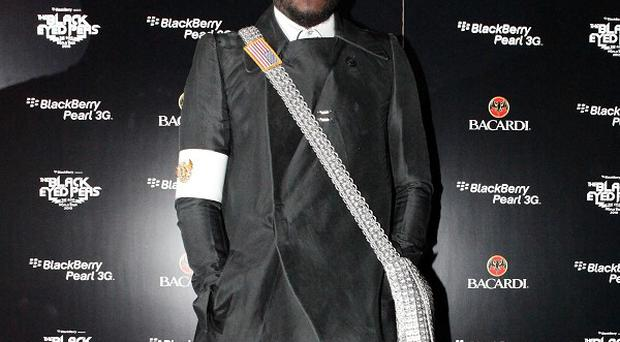 Will.i.am said he is still working on his singing