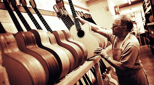 Avalon Guitars describes itself as a leading maker of premium custom guitars in the UK and Ireland