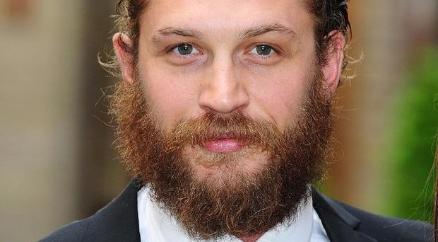 Tom Hardy is to play the lead in musical play Harold's Harem