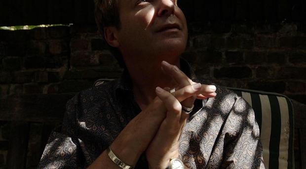 Julian Clary said the fight for legalised same-sex marriages was like the suffragette struggle, it was reported