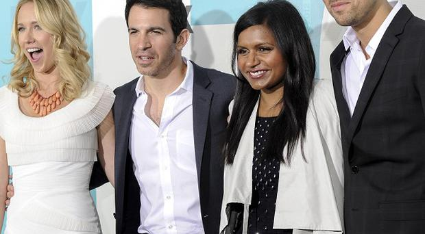 Mindy Kaling will star in a new show called The Mindy Project