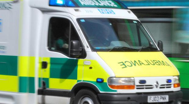 The boy was taken to the John Radcliffe Hospital in Oxford where he was pronounced dead