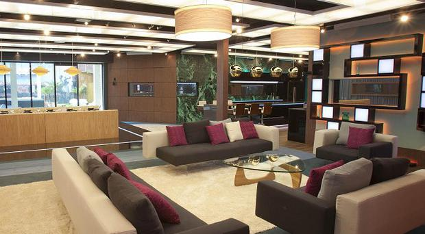 The Big Brother house has been given a makeover
