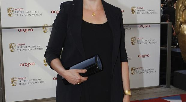 Miranda Hart has been delighted by the success of Call The Midwife