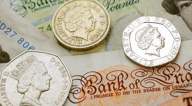 The average earner will see their finances bolstered by an additional 482 pounds this year, according to a report