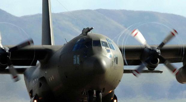 A 350 million pound deal with Marshall Aerospace to maintain the RAF's Hercules aircraft will support 500 jobs in the UK