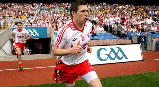 Sean Cavanagh may have to sit out the Championship