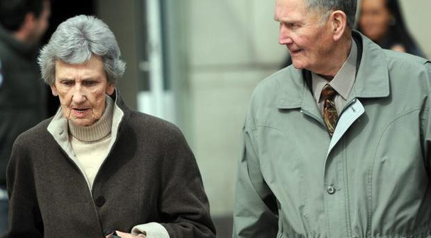 Acquitted: Sarah and David Johnston