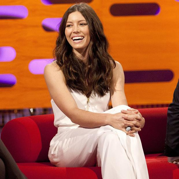 Jessica Biel and Justin Timberlake celebrated their engagement with their A-list pals
