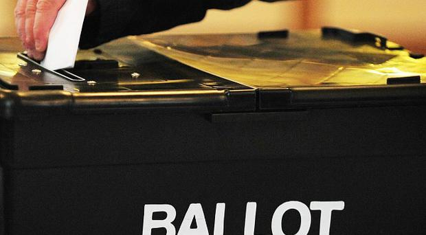 Gardai will collect ballot boxes from the islands and escort them to Glenties Garda Station