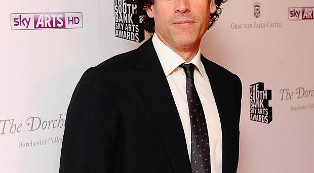 Stephen Mangan played detective Dirk Gently in the BBC4 show