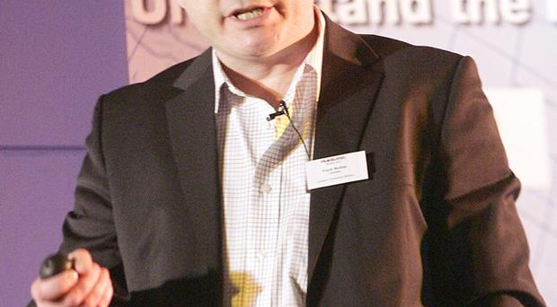 Frank McKee insists Digital Marketing is important to business