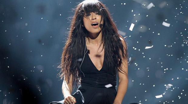 Singer Loreen of Sweden won this year's song contest