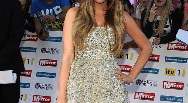 Stacey Solomon gave birth tio her second son earlier this month