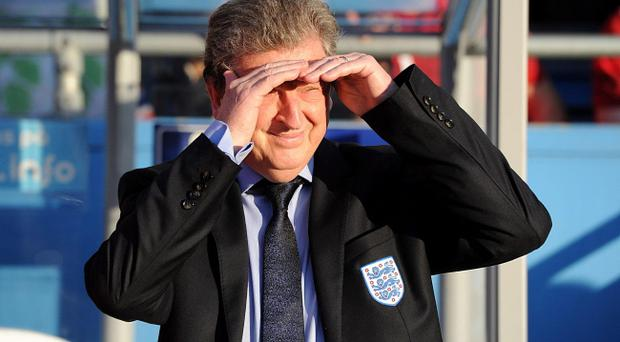 Staring into the abyss: England manager Roy Hodgson goes into Euro 2012 with few pundits predicting success