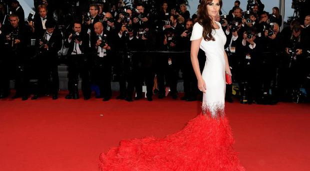 <b>Cheryl Cole, Stephane Rolland</b> Extending her lashes to match the length of the feathers at the hem of her Stephane Rolland dress is an interesting exercise in co-ordinated dressing. Have her lips been varnished solid into that pout?