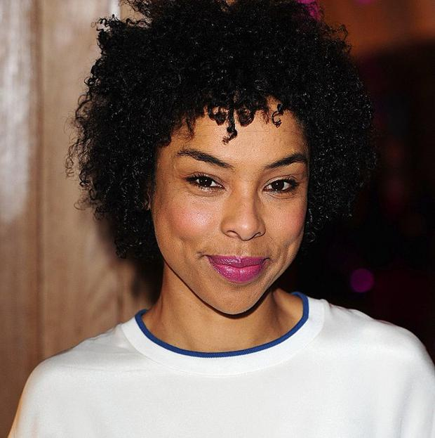 Sophie Okonedo has been working with Will Smith