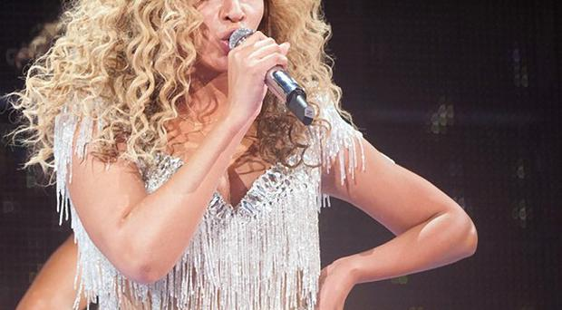 Beyonce was back performing live and revealing her diet secrets