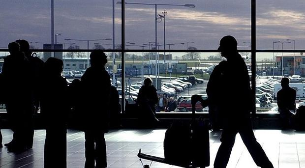 One of the two Somalian brothers was arrested as he arrived by plane at Copenhagen's international airport