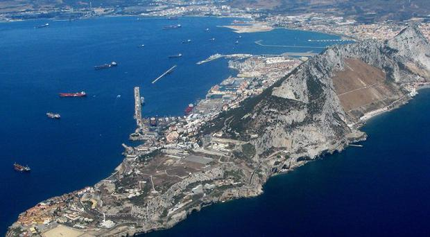 An MEP says the feud between Britain and Spain over ownership of Gibraltar shows 'disturbing' Falklands-style tendencies