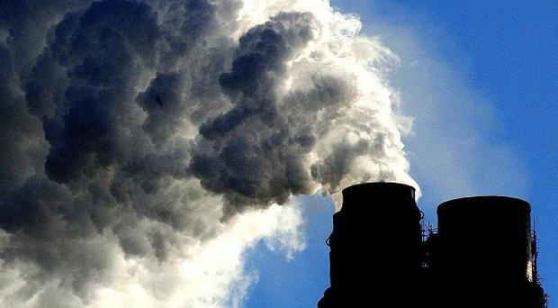 The European Union remains on track to meet its greenhouse gas emissions target