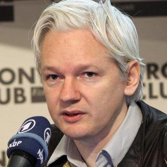 Julian Assange indicated he plans to continue his fight to avoid extradition to Sweden
