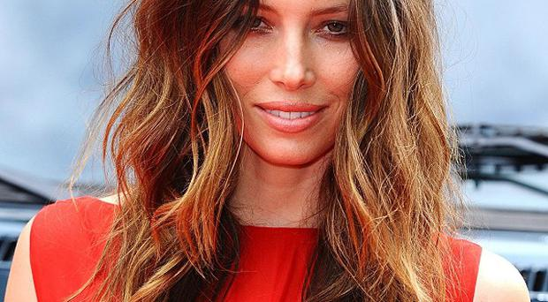 Jessica Biel is engaged to singer-turned-actor Justin Timberlake