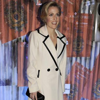 Gillian Anderson is in the frame for a role in sci-fi movie I'll Follow You Down