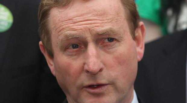Taoiseach Enda Kenny believes his Yes campaign will emerge victorious after Thursday's referendum vote