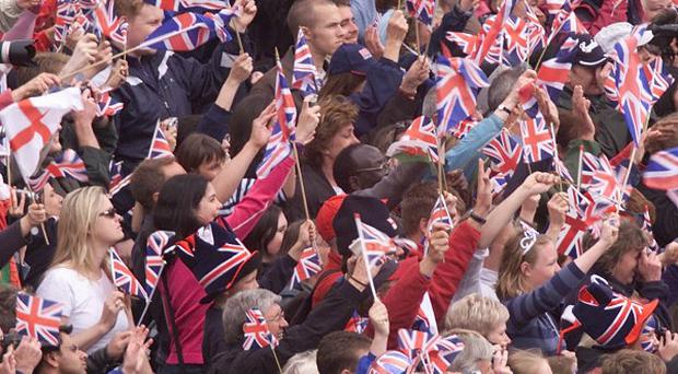 Almost six million Britons plan to throw a house party this weekend for the Diamond Jubilee, a study has suggested