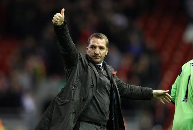 Brendan Rodgers may yet have to work alongside a Director of Football at Liverpool