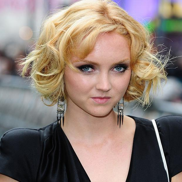 Lily Cole shows off her acting skills in Snow White And The Huntsman