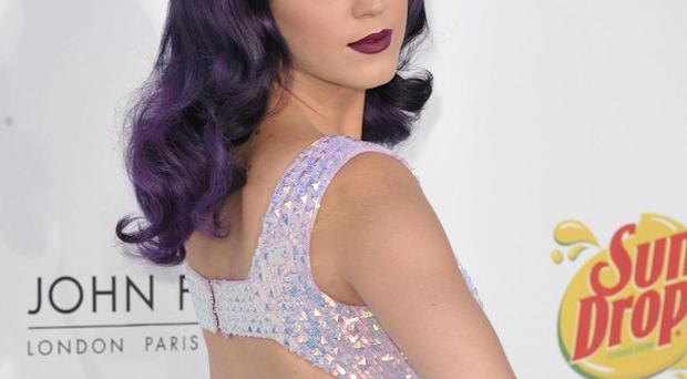 Katy Perry has promised her film will be like 'being in bed with her'