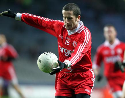 Stephen O'Neill's understanding with Owen Mulligan can underpin Tyrone's Ulster title bid