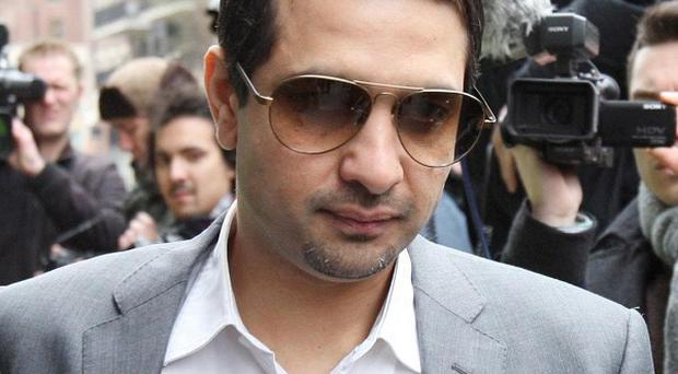 Mazhar Majeed lost an appeal to have his match-fixing conviction overturned