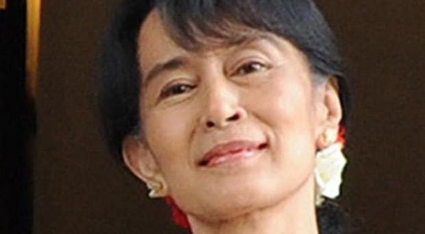 An Amnesty International tribute to Aung San Suu Kyi will take place in Dublin next month