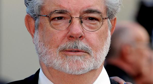 George Lucas is still determined to retire to his garage and make hobby movies