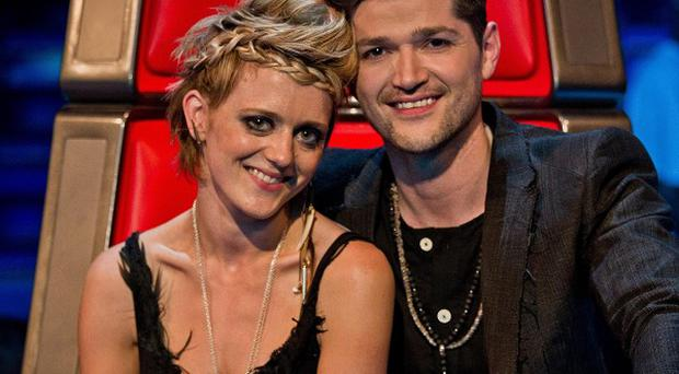 Danny O'Donoghue is hoping his girl Bo Bruce will triumph in The Voice final