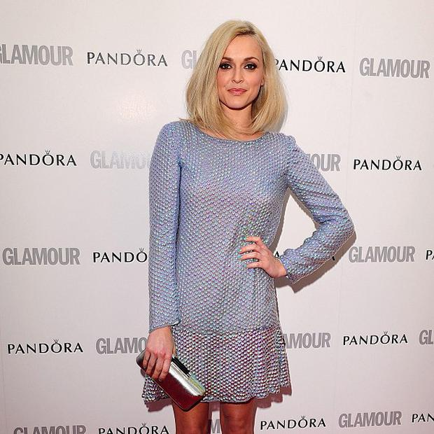 Fearne Cotton says she's finally happy thanks to boyfriend Jesse Wood