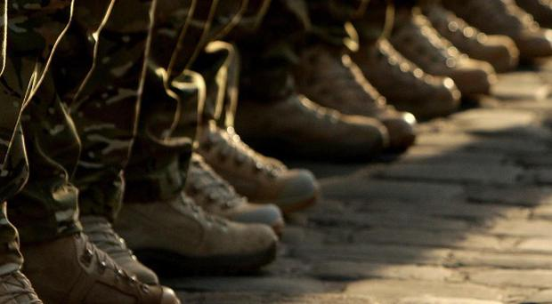 The Royal Military Police are probing claims of assaults at an Army training centre