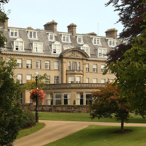 NHS Tayside is investigating suspected cases of norovirus at Gleneagles Hotel