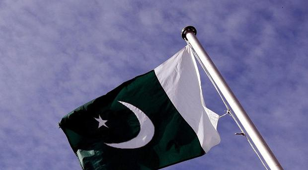 Eight suspected militants have been killed in a US drone attack in Pakistan, officials said