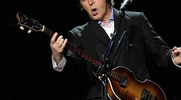 Sir Paul McCartney will be among the stars performing for the Queen at Buckingham Palace
