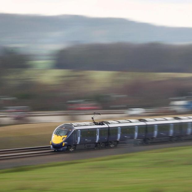 The HS2 network was given the go-ahead in January, with a line between London and Birmingham expected to open by 2026