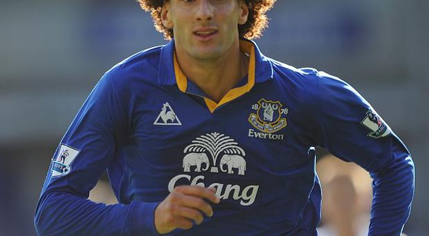 Marouane Fellaini could move on this summer, according to Phil Jagielka